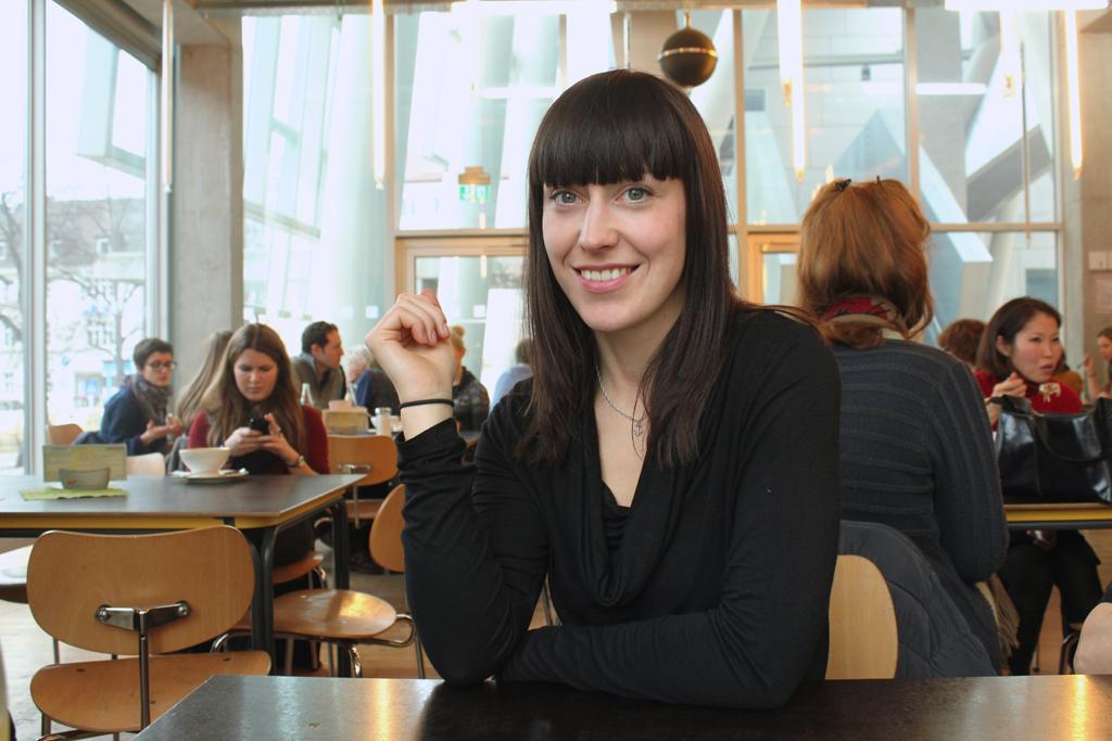 Melanie Kahlke (c) Julia Leinweber