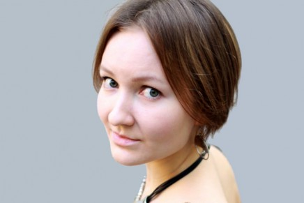 """Anastasia Karimova: """"Keine Angst vor der Kälte."""""""