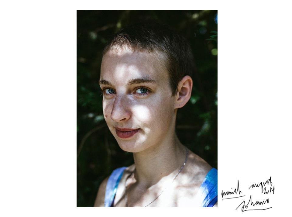 Porträtfotgrafie Evelyn Dragan