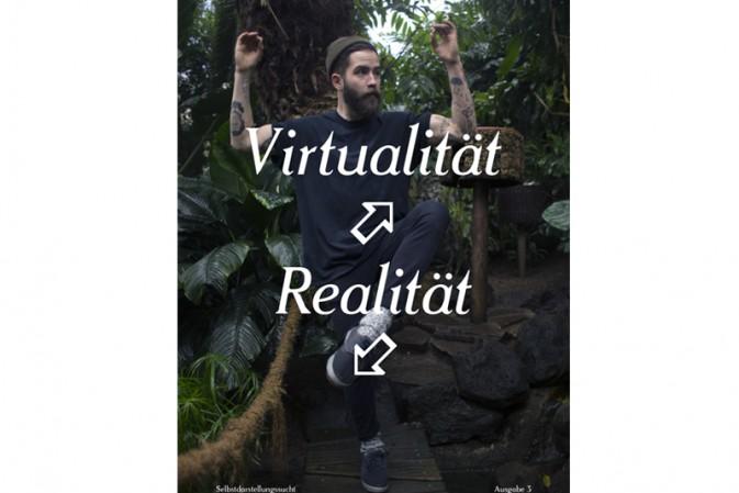 Realität – Virtualität: Fanzine #3