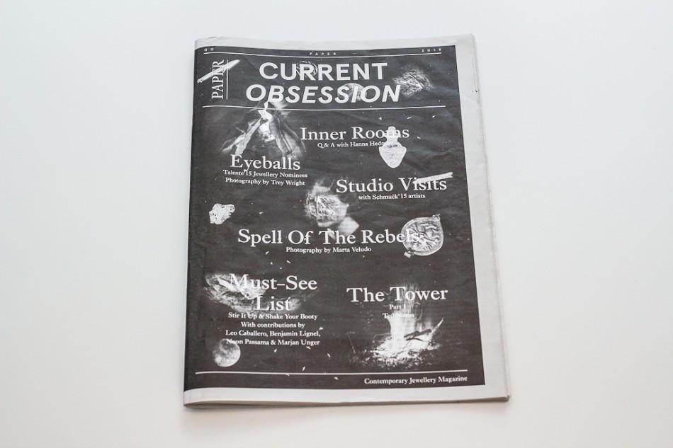 Current Obsession Paper: Supernatural