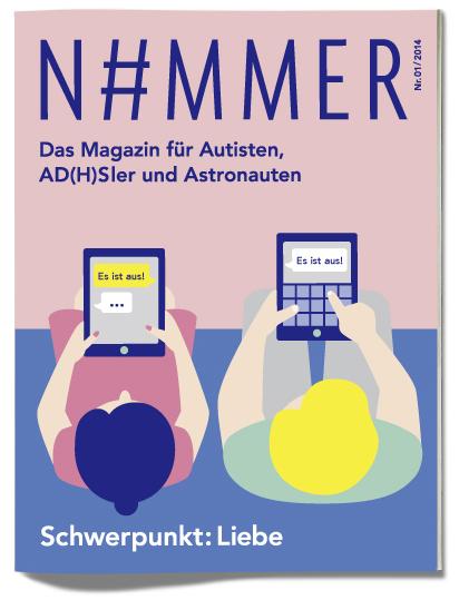 Cover des N#mmer Magazins