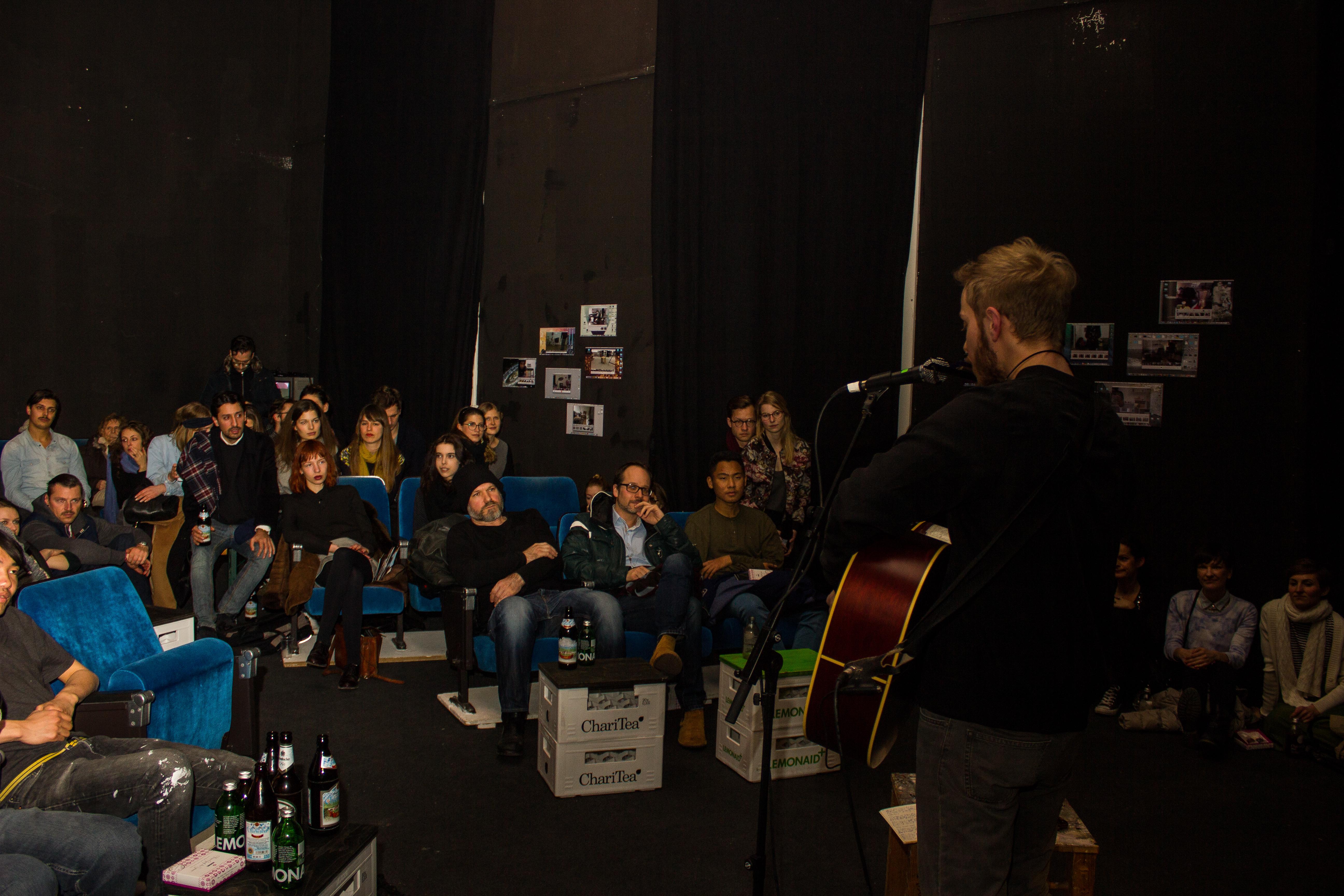 Konzert mit Matthew Austin
