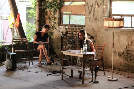 3. Sommercampus der Künstlerstadt Kalbe