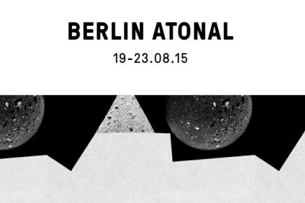 Chra | Berlin Atonal 2015