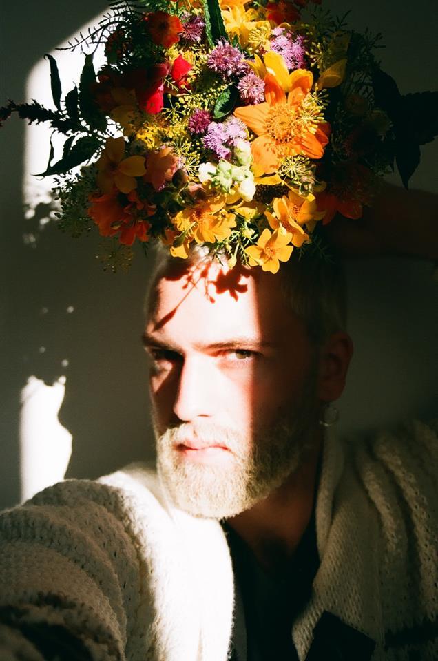 Joseph_Wolfgang_Ohlert_Blumen-Selfie