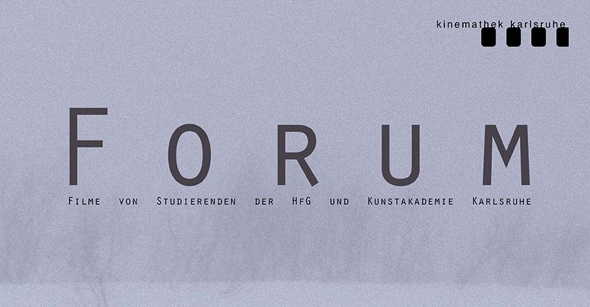 Forum 2015 Plakat