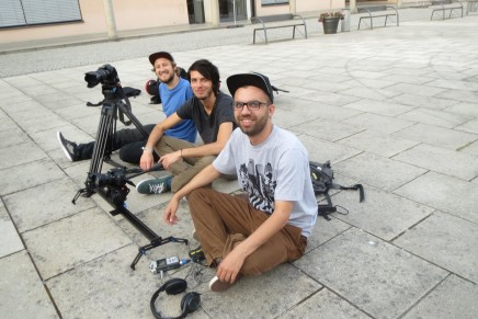 Michael Gruber, Bastian Reichart & Maximilian Gibas | TAM TAM Dokumentarfilm