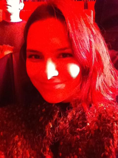 Selfie der Autorin
