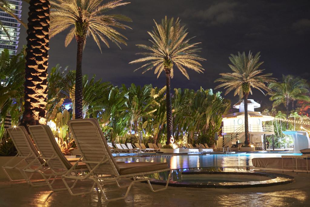 Raleig Hotel zur Art Basel Miami (C) Andy Kassier