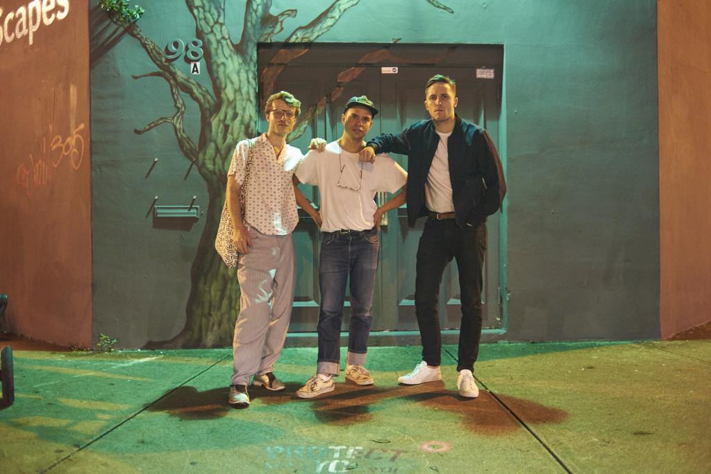 Andy, Hermes und Hugo - Wynwood