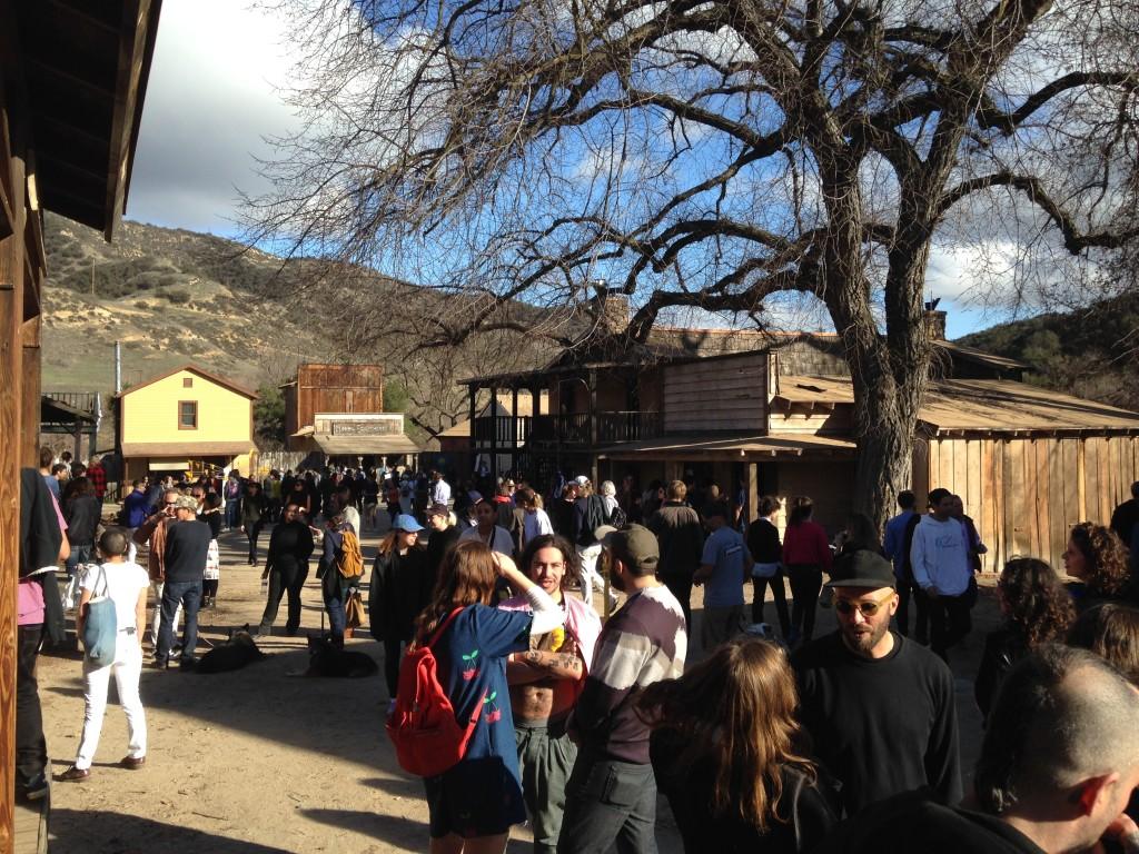 Paramount Ranch III