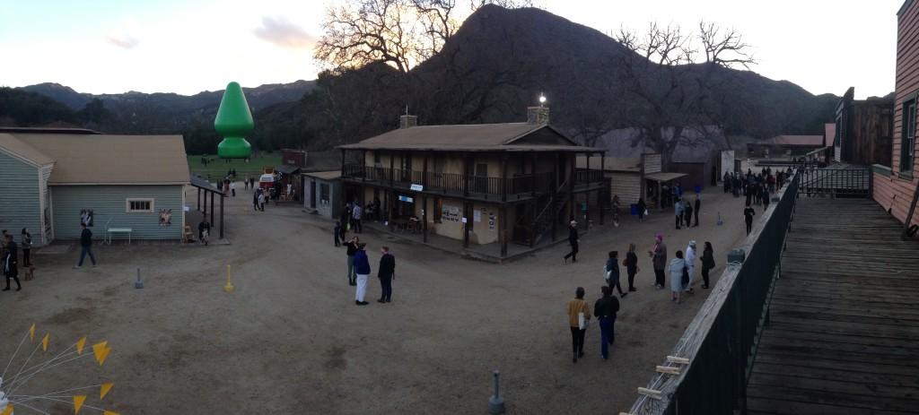 Übersicht Paramount Ranch III