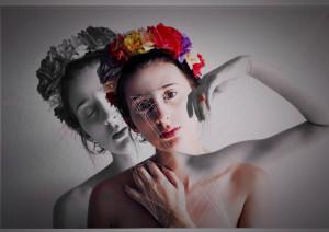 Selbstporträt Sarah Eckardt