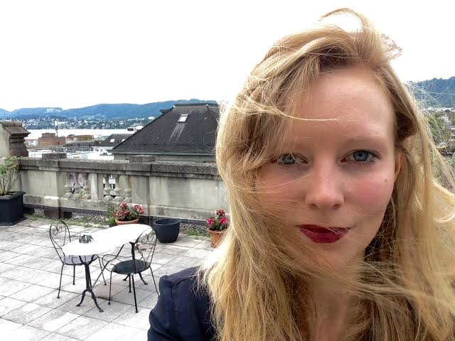 Autorin Verena Niepel