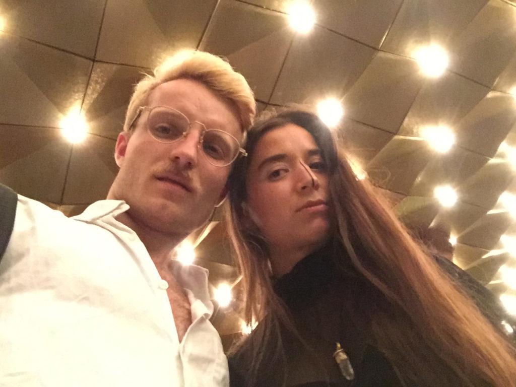 Andy Kassier und Veronika