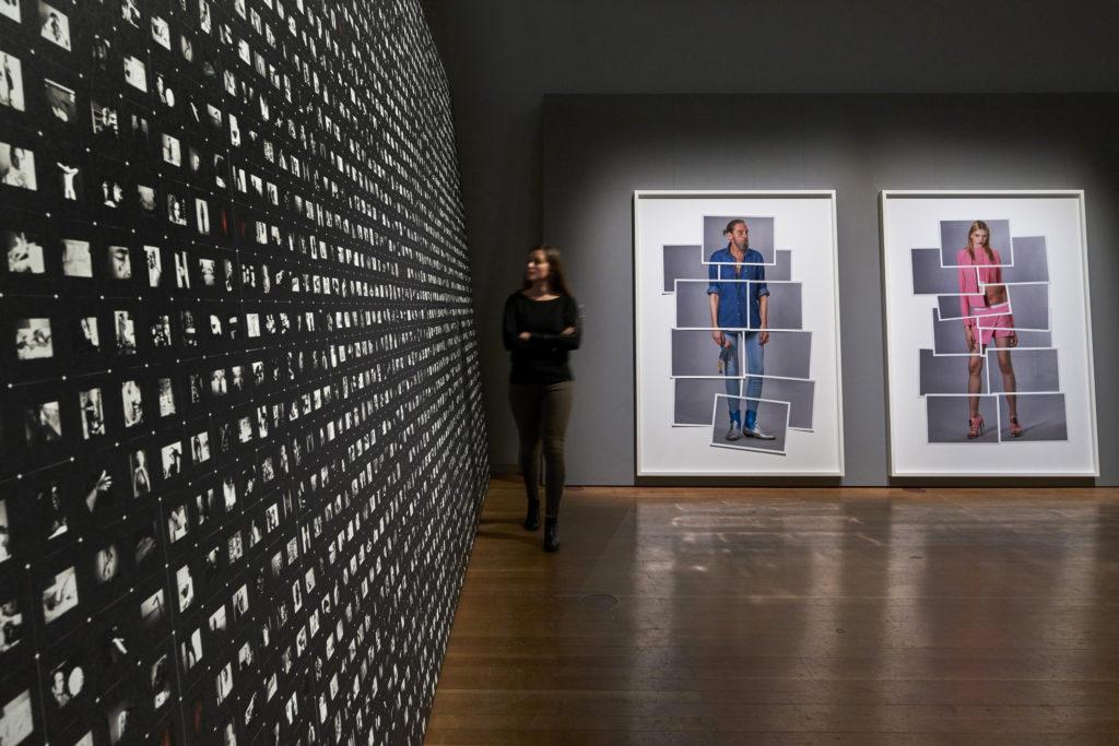 ULAY LIFE-SIZED, Ausstellungsansicht © Schirn Kunsthalle Frankfurt, 2016, Foto: Norbert Miguletz